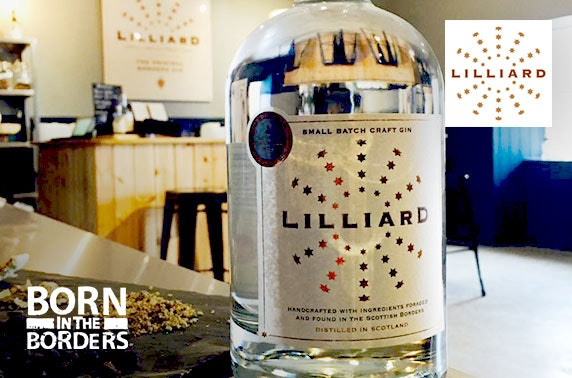 Lilliard Gin - Small Batch Craft Gin