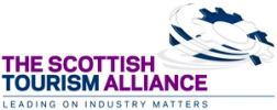 Scottish Tourism Alliance logo